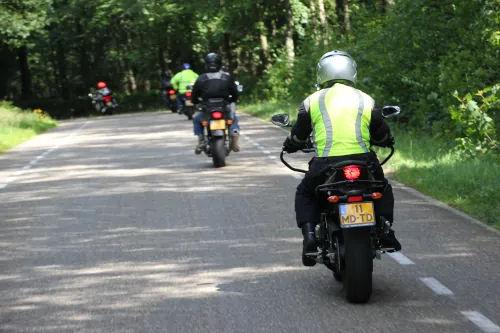 Motorrijbewijspoint Amstelveen motor lesplan