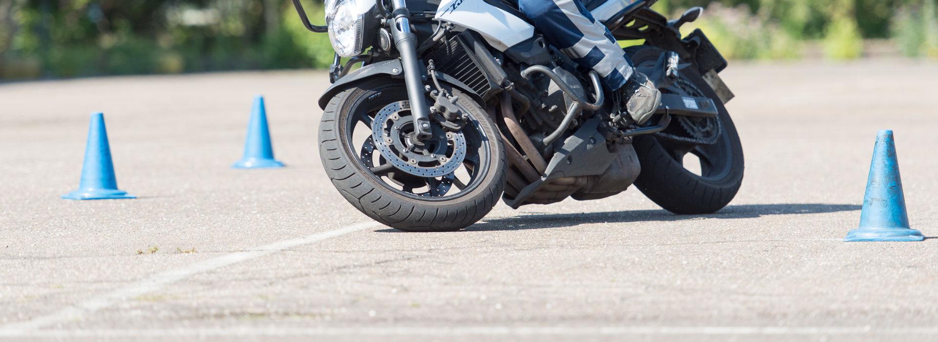 Motorrijbewijspoint Amstelveen rijtest
