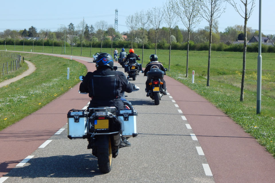 Motorrijbewijspoint Amstelveen motorrijlessen